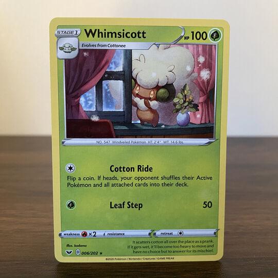 Whimsicott 006/202