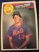 1985 Topps Mets Shawn Abner 282