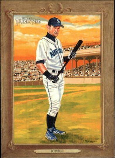 MLB baseball cards Collection Image