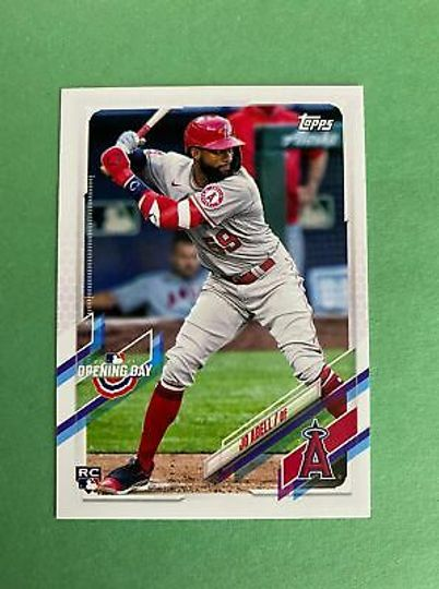 topps adell rc '85