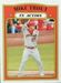 2021 Topps Heritage Mike Trout in Action #170