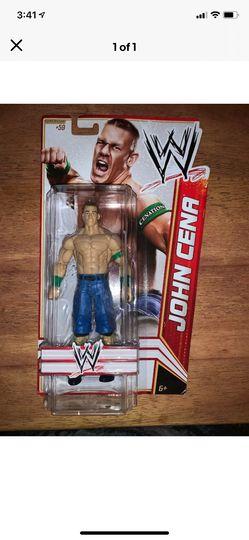 New John Cena action figure