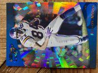 Randy moss 2000 Quantum leaf 160