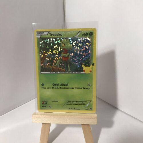 Pokemon McDonald's 25th Anniversary Treecko 3/25 HOLO & Non Holo Cards 2021 - Image 3
