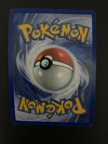 Qwilfish 27/109 Team Rocket Returns Rare Stamped Holo Pokemon TCG 2004 NM - Image 7