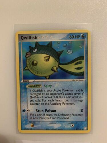 Qwilfish Rare EX Team Rocket Returns 27/109 NM - Great Condition!! - Image 2