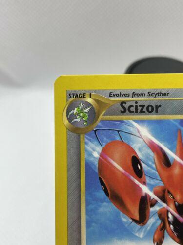 Pokémon Scizor Rare Non-holo Neo Discovery 29/75 Mint 🤤📈 - Image 3