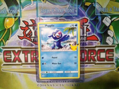 Pokemon: Popplio 23/25 - Non Holo - Mcdonald's Promo 25th Anniversary - *M-NM