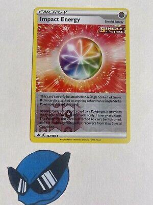 Pokemon TCG : Impact Energy 157/198 Reverse Holo Chilling Reign