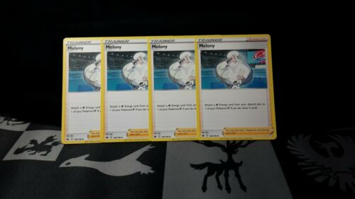 Pokemon Cards 4x Melony 146/198 Playset Chilling Reign NM/M
