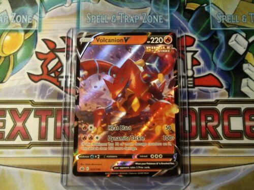 Pokemon: Volcanion V - Chilling Reign - Ultra Rare - 025/198 *M-NM!*