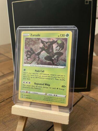 Zarude 019/198 - Holo Rare - 2021 Chilling Reign Sword & Shield - Mint