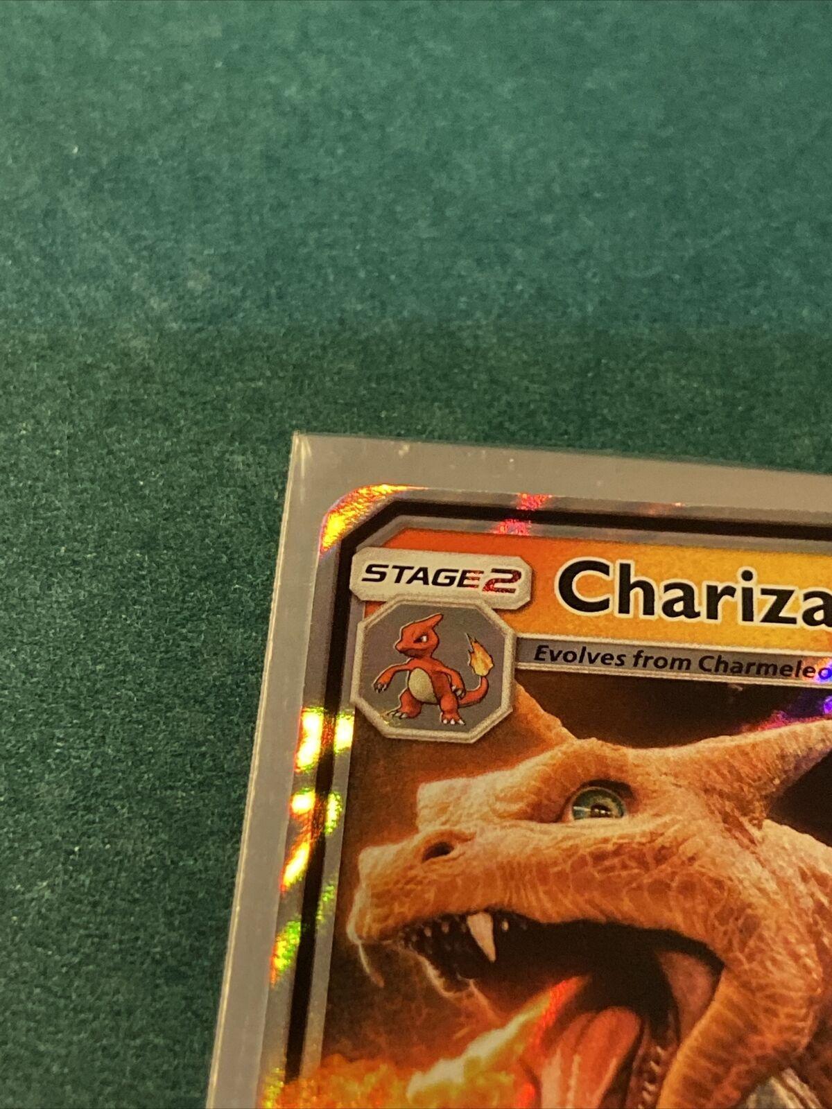 Charizard GX - SM195 Promo - NM/Mint POKEMON Sun and Moon TCG - Image 3