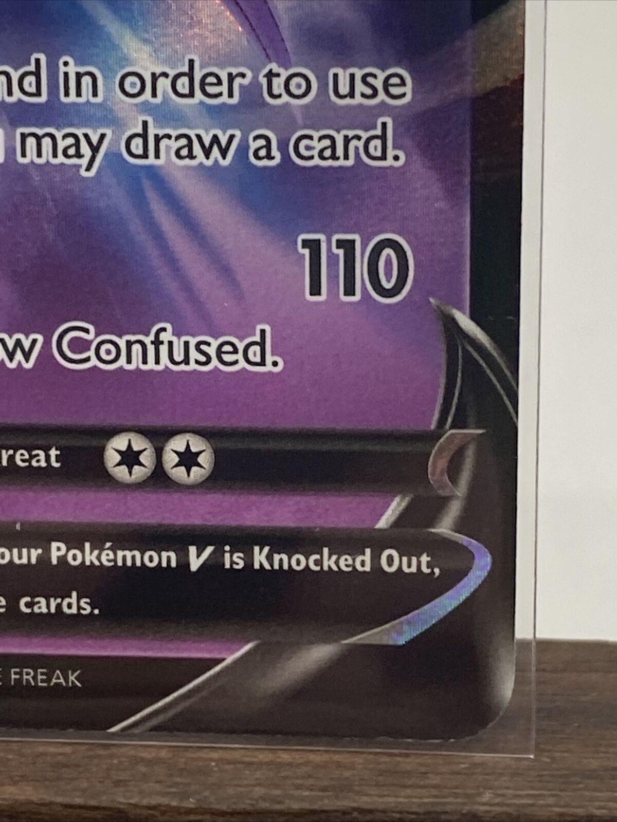 Pokemon Galarian Articuno V Card 058/198 Chilling Reign - Image 3