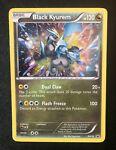 Pokemon Black Kyurem BW58 Black Star Promo Holo Card - LP+/NM