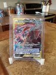Pokemon Card: Greninja and Zoroark GX Unbroken Bonds Mint 107/214