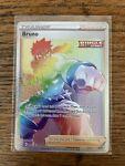 Bruno 172/163 Full Art Secret Rare Battle Styles Rainbow Pokemon Card