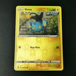 ~ Shinx ~ 046/163 ~ Battle Styles ~ Pokemon Card ~ Reverse Holo ~ NM ~ 2021 ~