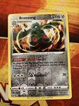 Pokemon - Bronzong - 102/163 - Reverse Holo Rare - Battle Styles - NM