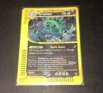 Tyranitar 29/165 HOLO Expedition Base Set Pokemon Card USED