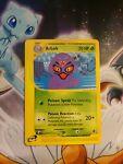 Pokemon Expedition Arbok 35/165 NM