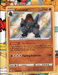 Pokemon TCG Shiny Coalossal SV069/SV122 Shining Fates baby Shiny NM/M