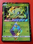 Pokemon - Celebi 19/214 - SM Lost Thunder - Prism Star - HOLO Rare - NM