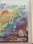 Pokemon TCG Battle Styles Single Strike Urshifu VMAX Rainbow Secret Rare 167/163
