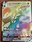 Single Strike Urshifu VMAX Rainbow Rare 167/163 Battle Styles Pokemon MINT