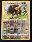 Bouffalant - Reverse Holo - 118/163 - Pokemon TCG: Sword & Shield Battle Styles