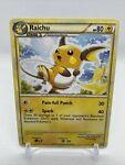 Raichu 33/90 - (Non Holo) HS Undaunted 2010 LP Pokemon Card