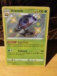 Orbeetle SV009/SV122 Shiny Holo Rare Pokemon Shining Fates - NM