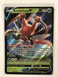 Kricketune V 006/163 Battle Styles Ultra Rare Pokemon Near Mint NM/M