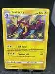 Toxtricity SV042/SV122 Shiny Vault Holo Rare Pokemon TCG Shining Fates Near Mint