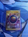 Single Strike Energy 183/163 NM Mint Battle Styles Gold Secret Rare Pokemon Card