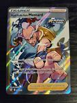 Rapid Strike Style Mustard 162/163 Battle Styles Full Art Pokemon Card NM