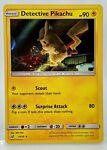HOLO Detective Pikachu 10/18 Pokemon Card 2019 Special Edition NM/M