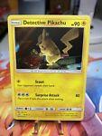 Pokemon Card - Detective Pikachu Movie Card 10/18 Holo Rare Near Mint