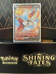 Cinderace V 018/072 Full Art Shining Fates Holo Rare Pokemon Card