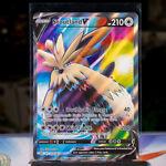 Stoutland V - #157/163 - Full Art - Pokemon TCG: SW&SH Battle Styles Rare Card