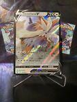 Stoutland V 117/163 Battle Styles NM Full Art Ultra Rare Pokemon Card TCG