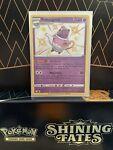 Polteageist SHINY SV053/SV122 Shining Fates Shiny Vault Holo Rare Pokemon Card