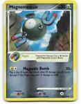 66/100   Magnemite Reverse Holo   Stormfront   Pokemon Card   Excellent