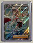 Korrina's Focus Rapid Strike Full Art Battle Styles 160/163 Pokémon NM-MINT