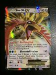 Ho-Oh EX Ultra Rare Holo XY BREAKpoint 2016 92/122 Pokemon Card NM