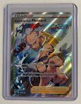 Rapid Strike Style Mustard Full Art battle Styles 162/163 Pokémon NM-MINT