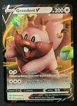 Pokémon TCG Greedent V Shining Fates 053/072 Holo Ultra Rare