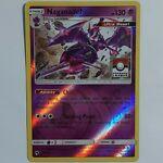 Naganadel 108/214 Reverse Holo Rare Pokemon League Promo - Lost Thunder NM-M