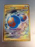 Pokemon Card Rapid Strike Energy 182/163 Secret Rare Battle Styles NM/M
