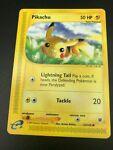 Pokémon - Expedition Base Set - Pikachu 124/165 - Light Play